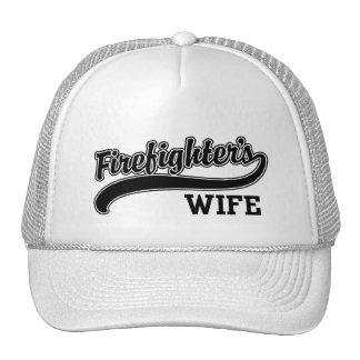 Firefighter's Wife Trucker Hat