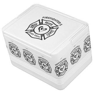 Firefighters Wife Igloo Cool Box