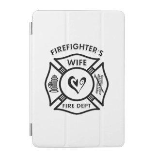 Firefighters Wife iPad Mini Cover