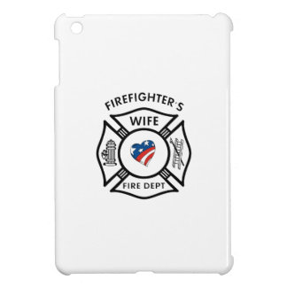 Firefighters Wife Cover For The iPad Mini