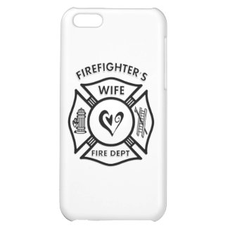 Firefighters Wife iPhone 5C Cases