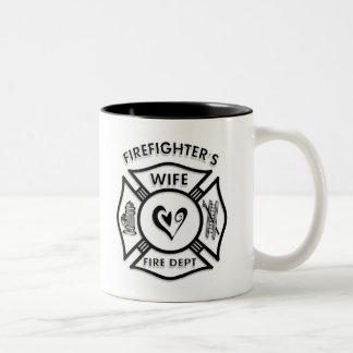 Firefighters Wife Mug