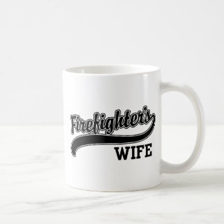 Firefighter's Wife Coffee Mug