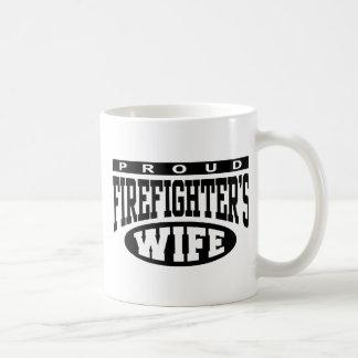 Firefighter's Wife Mug