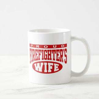 Firefighter's Wife Mugs