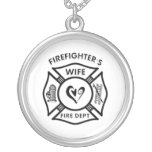 Firefighter's Wife Necklaces