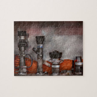 Firefighting - One for everyone Jigsaw Puzzle