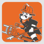 Firefighting Pete - Colour