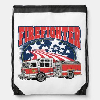 Firefighting Truck Backpacks