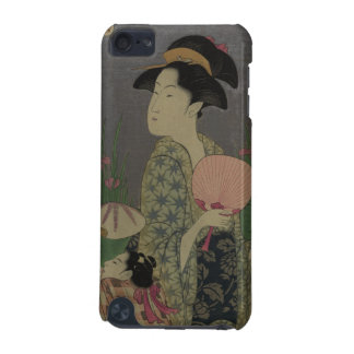 Fireflies, 1793 (colour woodcut) iPod touch (5th generation) cases