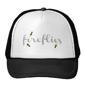 Fireflies Cap