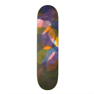 Fireflies I Skate Board Deck