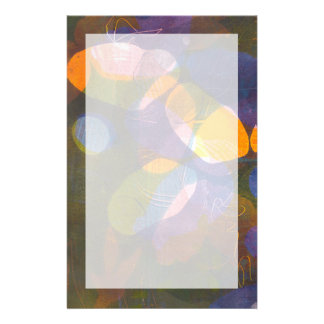 Fireflies I Stationery Design