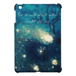 Fireflies -illustrated custom iPad Mini case Cover For The iPad Mini