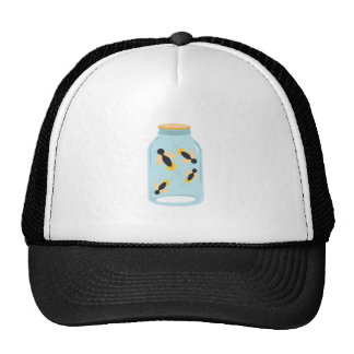 Fireflies In Jar Cap