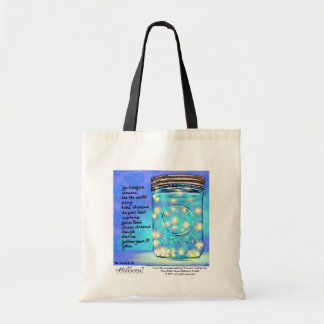 Fireflies in Jar Tote Bag ©MillwardStudios 2011