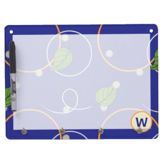 Fireflies Over Water Dry Erase Board
