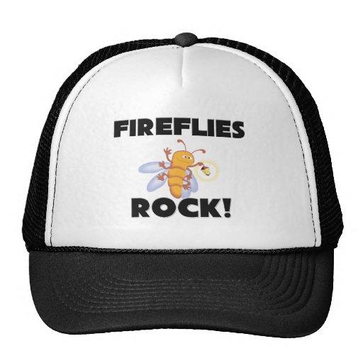 Fireflies Rock Hats