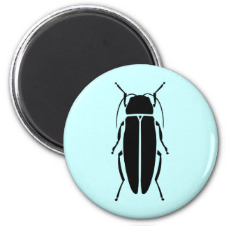 Firefly 6 Cm Round Magnet