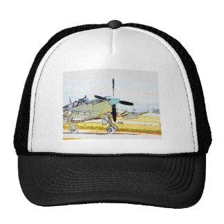 Firefly AS-6 rendering Aviation Art Trucker Hats