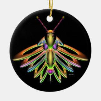 Firefly Christmas Ornament