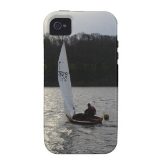 Firefly Dinghy In The Winter Sun Vibe iPhone 4 Covers