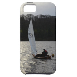 Firefly Dinghy In The Winter Sun iPhone 5 Cover
