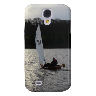Firefly Dinghy In The Winter Sun HTC Vivid Cover