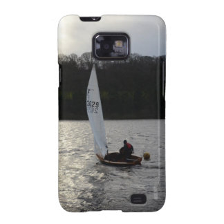 Firefly Dinghy In The Winter Sun Samsung Galaxy S2 Cover