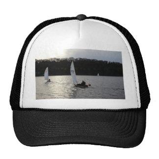 Firefly Dinghy In The Winter Sun Trucker Hat