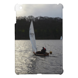 Firefly Dinghy In The Winter Sun iPad Mini Cover