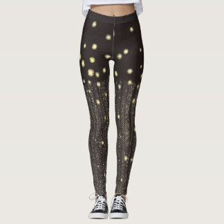 Firefly Forrest Leggings Part Deux
