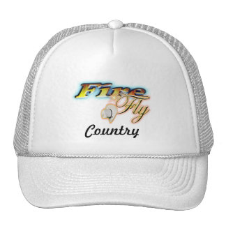 Firefly Trucker Hat - Customized