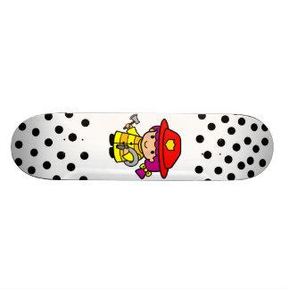 Firegirl Skateboard