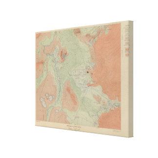 Firehole Geyser Basin Canvas Prints