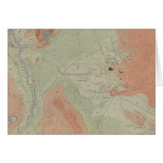 Firehole Geyser Basin Card