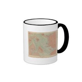 Firehole Geyser Basin Coffee Mug
