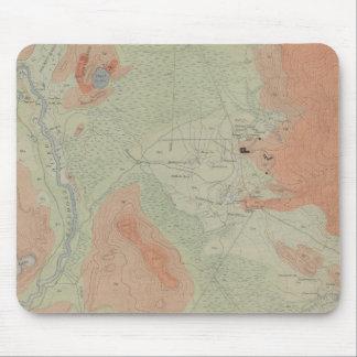 Firehole Geyser Basin Mouse Pad