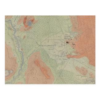 Firehole Geyser Basin Post Card