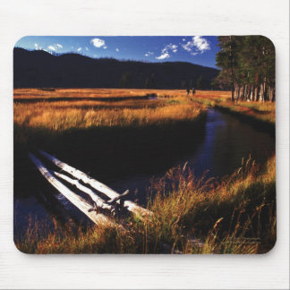 Firehole River Mouse Pad