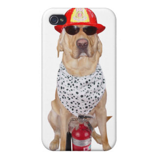 Firehouse Lab iPhone 4 Cover