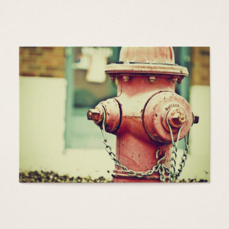 Firehydrant Business Card