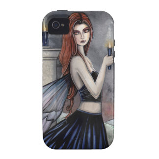 Firelight Gothic Fairy Art by Molly Harrison Vibe iPhone 4 Case