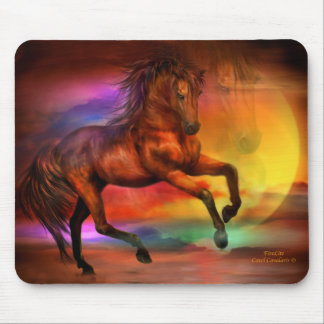 Firelite Art Mousepad