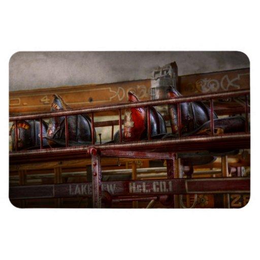 Fireman - Ladder Company 1 Flexible Magnets