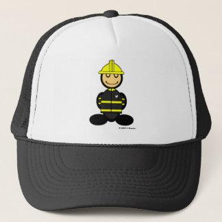 Fireman (plain) trucker hat