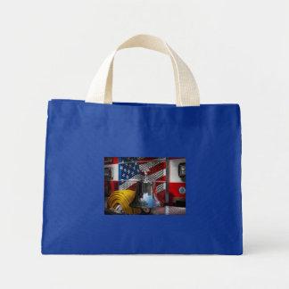 Fireman - Red Hot Canvas Bag