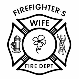 Fireman s Wife Cut Outs