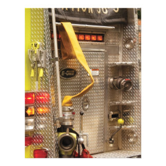 Fireman - Station - 36-3 21.5 Cm X 28 Cm Flyer