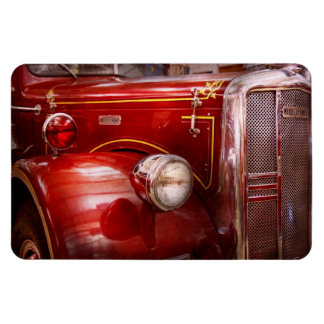 Fireman - Ward La France Rectangular Photo Magnet